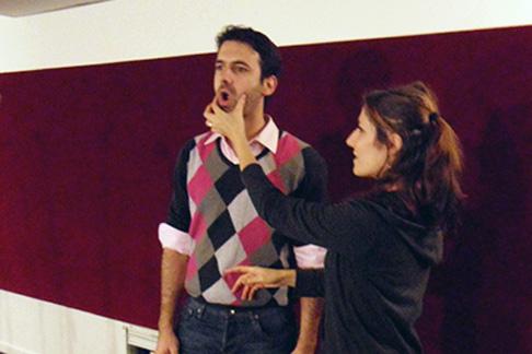Exemple de coach vocal chanson